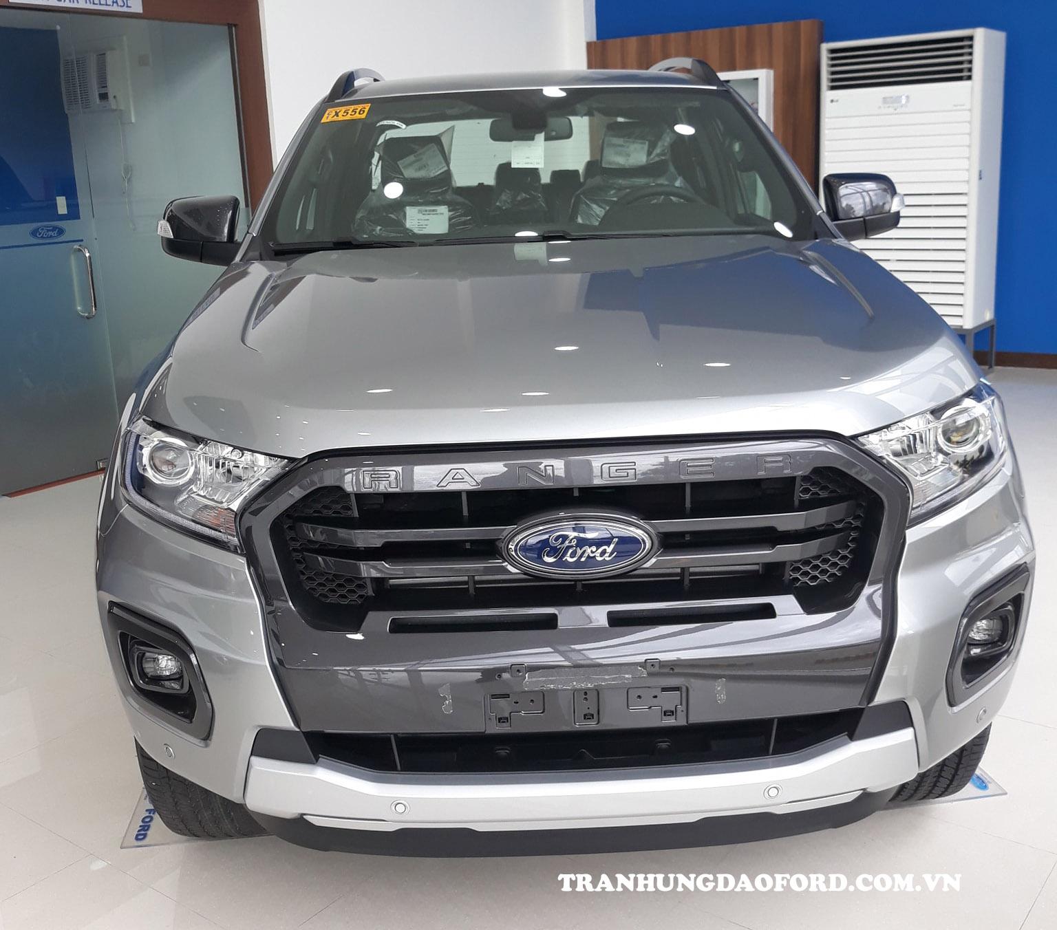 Ngoại thất Ford Ranger 2020