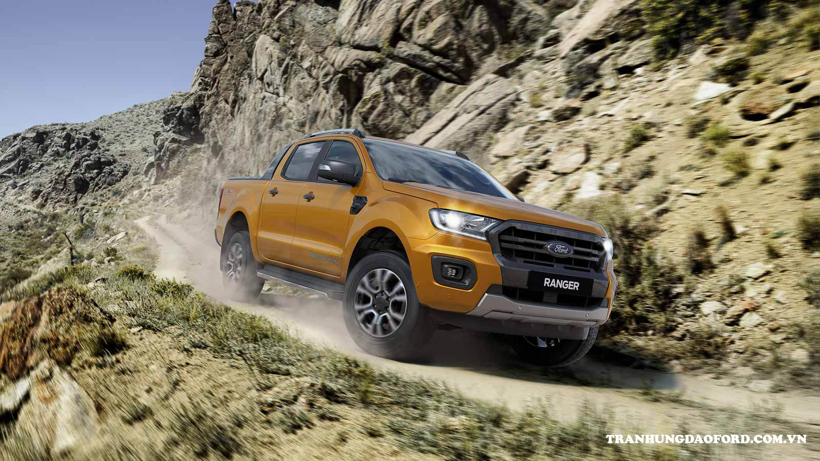 Ford Ranger Wildtrak Bi Turbo 2020