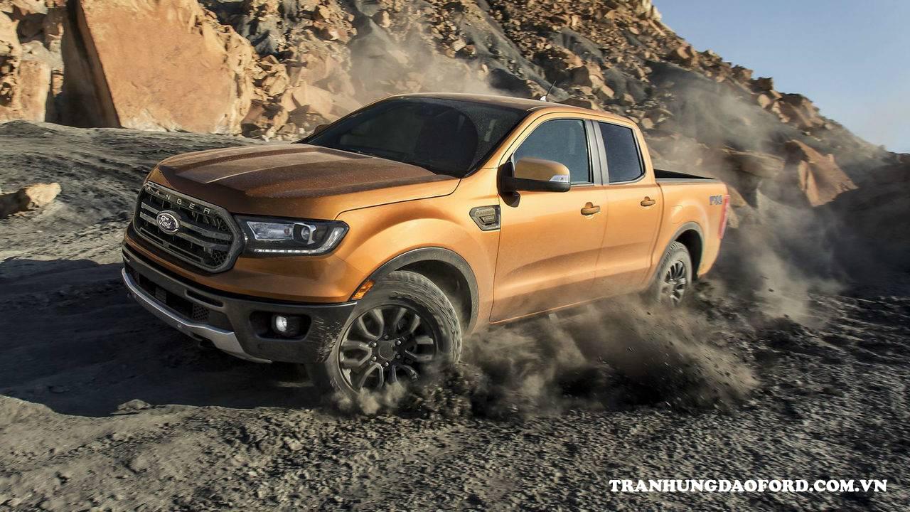 Khả năng vận hành của Ford Ranger 2020