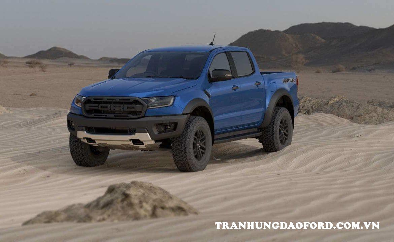 Khả năng vận hành Ford Ranger Raptor 2020