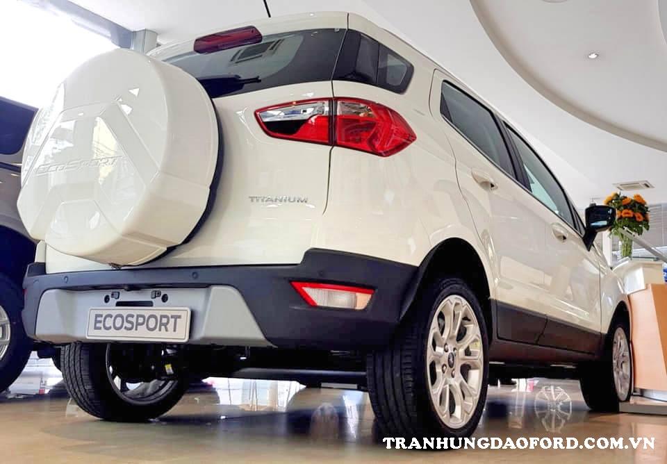 NGoại thất Ford Ecosport 2020