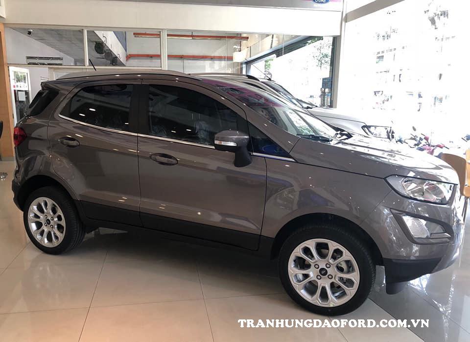 Thân xe Ford Ecosport 2020