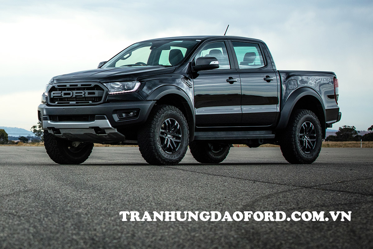 Thân xe Ford Ranger Raptor 2020