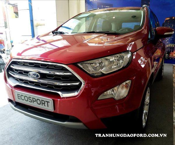 Thiết kê Ford Ecosport 2020