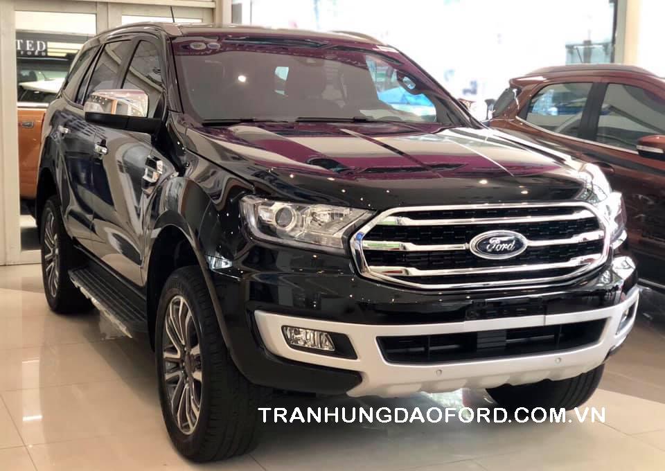 Có nên mua Ford Everest 2020