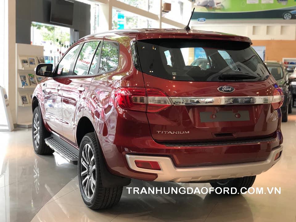 Đánh giá xe Ford Everest 2020