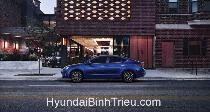 Danh Gia Xe Hyundai Elantra 2020 Hong Xe