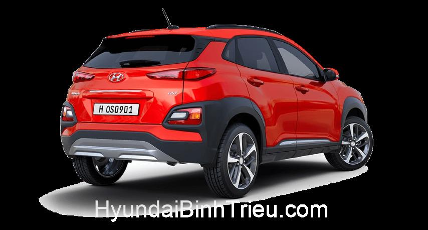 Danh Gia Xe Hyundai Kona 2020 Duoi Xe