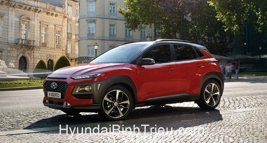 Danh Gia Xe Hyundai Kona 2020 Tong Quan