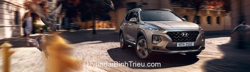 Danh Gia Xe Hyundai Santafe 2020 Dong Co