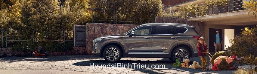 Danh Gia Xe Hyundai Santafe 2020 Mau Cat