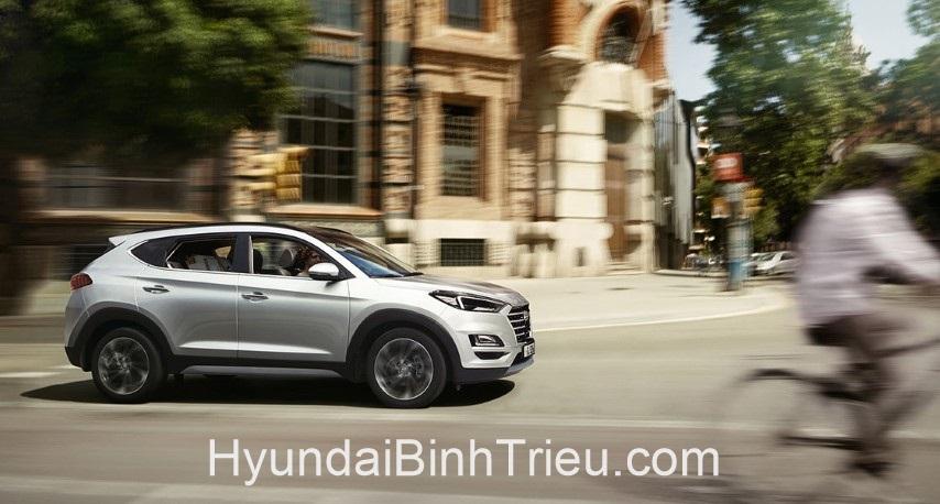 Danh Gia Xe Hyundai Tucson 2020 Dong Co