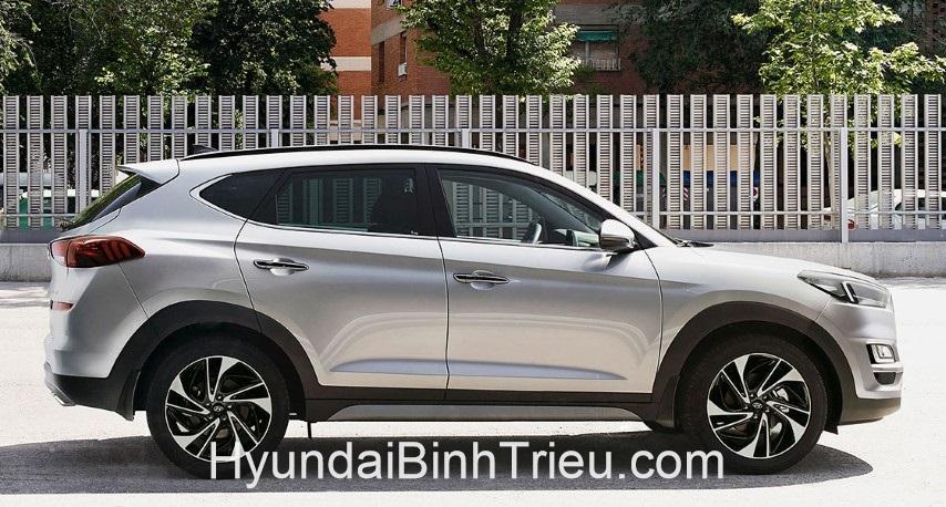 Danh Gia Xe Hyundai Tucson 2020 Hong Xe