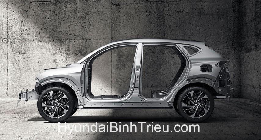 Danh Gia Xe Hyundai Tucson 2020 Khung Gam