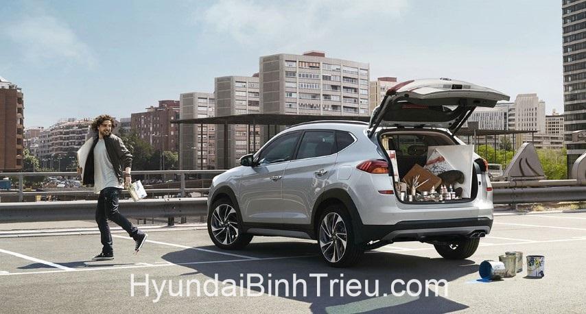 Danh Gia Xe Hyundai Tucson 2020 Mau Bac