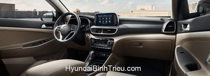Danh Gia Xe Hyundai Tucson 2020 Noi That