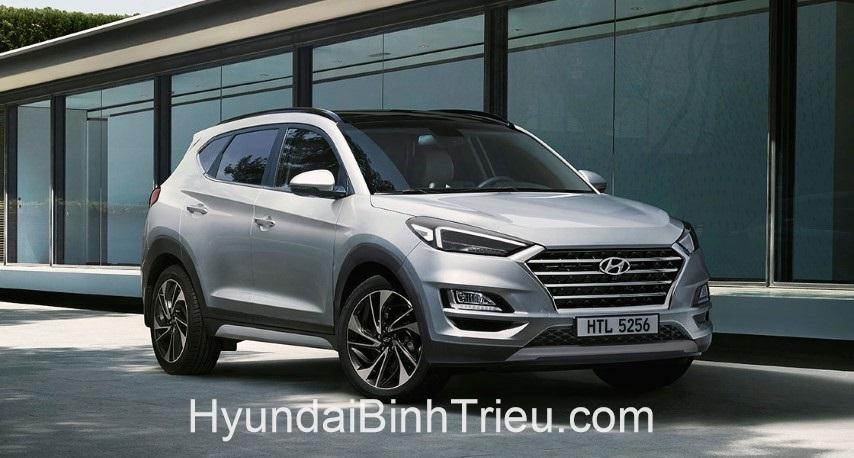 Danh Gia Xe Hyundai Tucson 2020 Tong Quan
