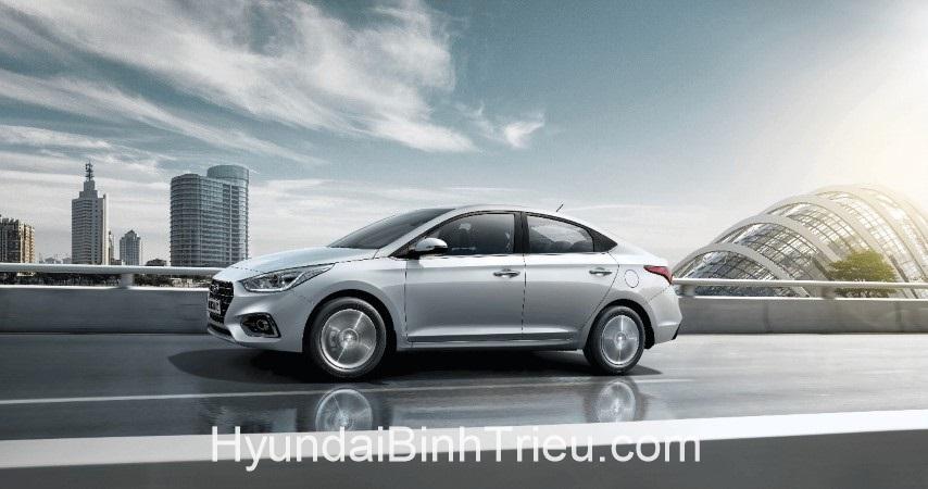 Gia Xe Hyundai Accent 2020 Dong Co