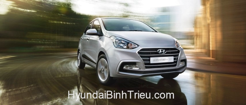 Gia Xe Hyundai i10 2020 Dong Co