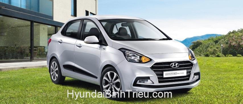 Gia Xe Hyundai i10 2020 Tong Quan