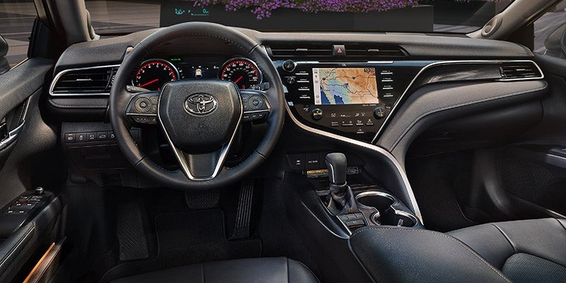toyota camry 2020 noi that