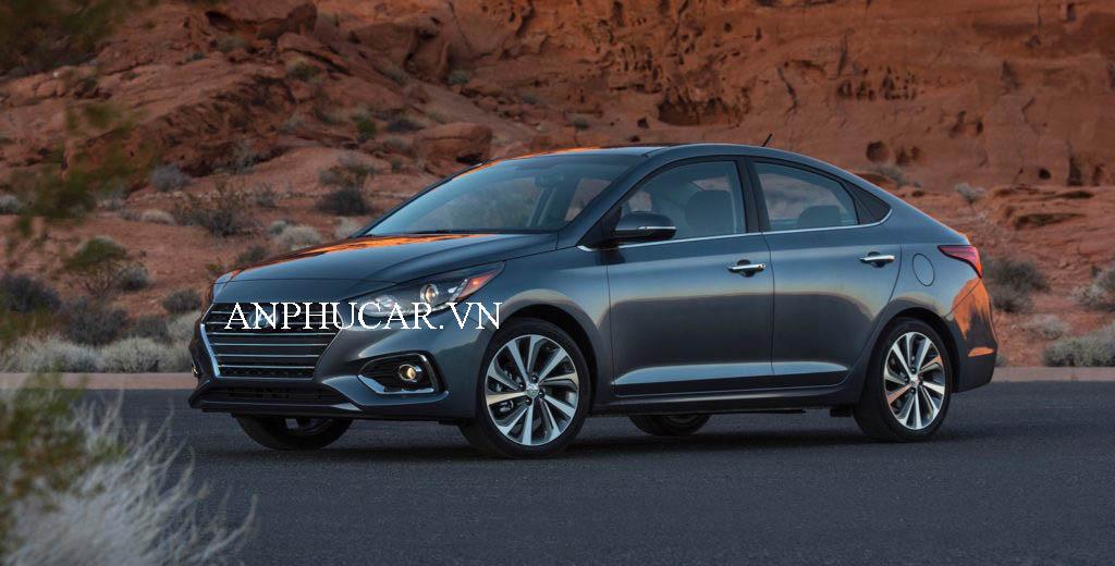 Giá lăn bánh Hyundai Accent 2020