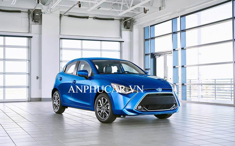 Khuyến mãi Toyota Yaris 2020