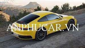 Giá lăn bánh Porsche 911 2020 bao nhiêu?