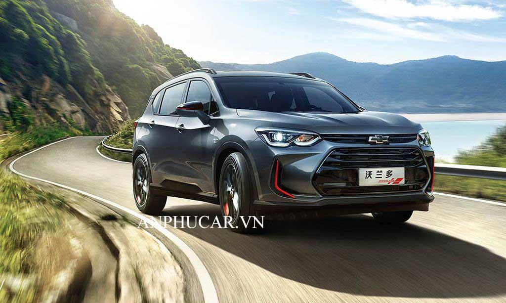 Giá lăn bánh Chevrolet Orlando 2020