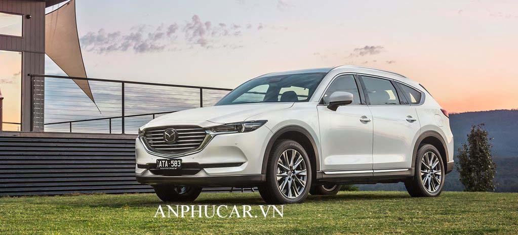 Giá lăn bánh Mazda Cx8 2020