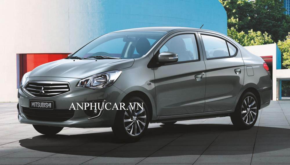 Giá lăn bánh Mitsubishi Attrage 2020