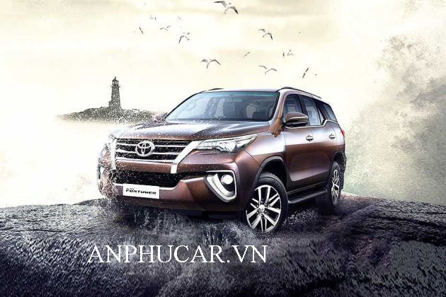 Giá xe Fortuner 2.8AT 4x4 2020