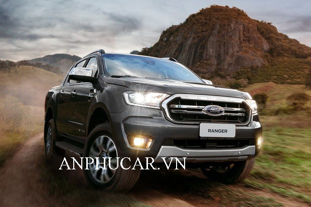 Giá lăn bánh Ford Ranger 2020
