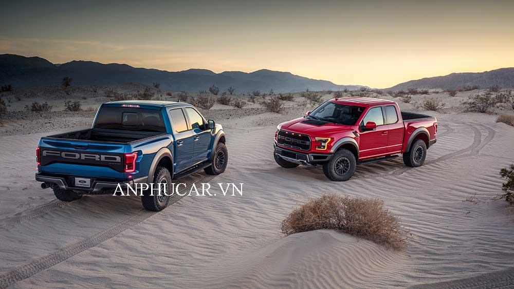 Giá xe Ranger Raptor 2020