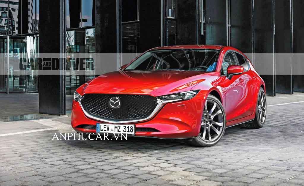 Giá lăn bánh Mazda 6 2020