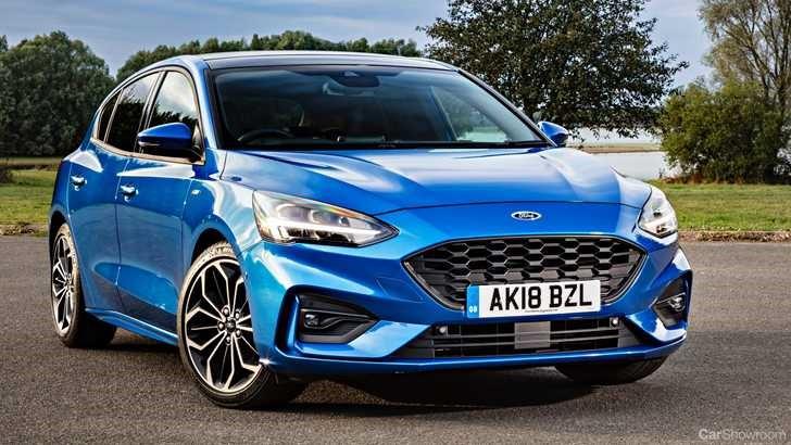 Ford Focus 2020 den xe