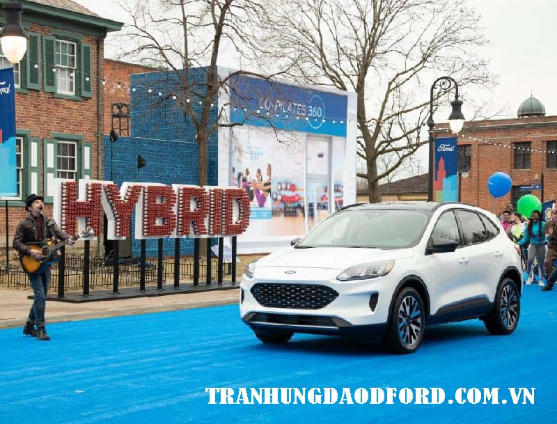Ra mắt xe ford escape 2020 tại VN