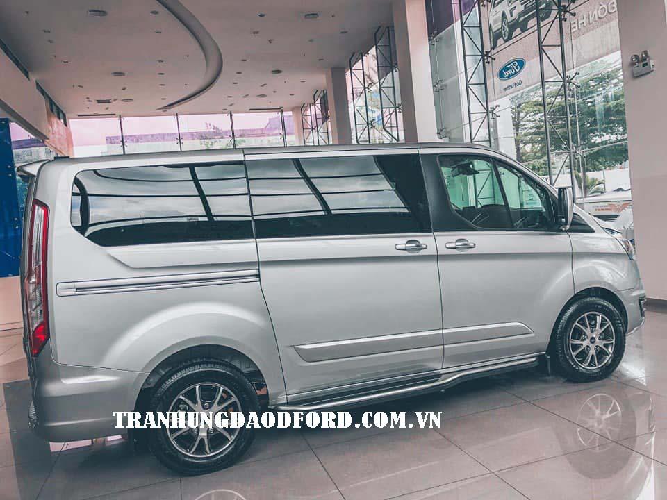 ford tourneo 2020 về Việt Nam