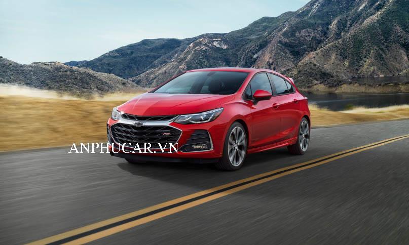 Giá xe Chevrolet Cruze 2020