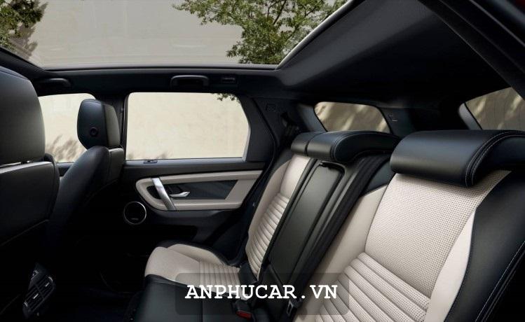 Land Rover Discovery 2020 Khong Gian