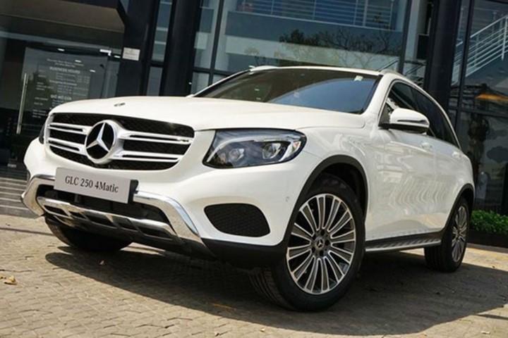 Mercedes GLC 250 2020 dau xe