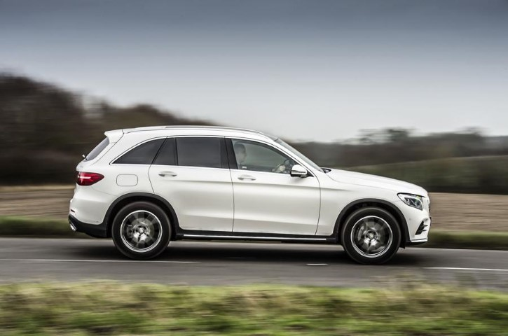 Mercedes GLC 250 2020 hong xe