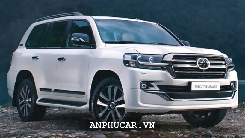 Toyota Land Cruiser Prado 2020 Ngoai That