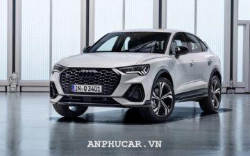 Ngoai that Audi Q3 2020