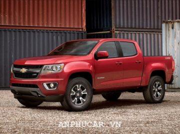 Ngoai that Chevrolet Colorado 2020