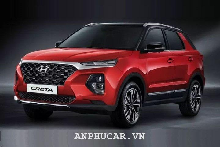 Gia xe Hyundai Creta 2020