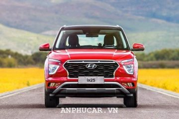 Mua xe Hyundai Creta 2020