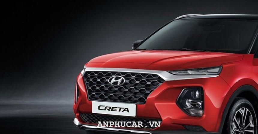 Dau xe Hyundai Creta 2020