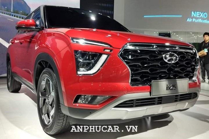 Gia lan banh Hyundai Creta 2020