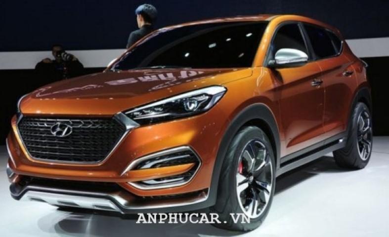 Mua xe Hyundai Tucson 2020